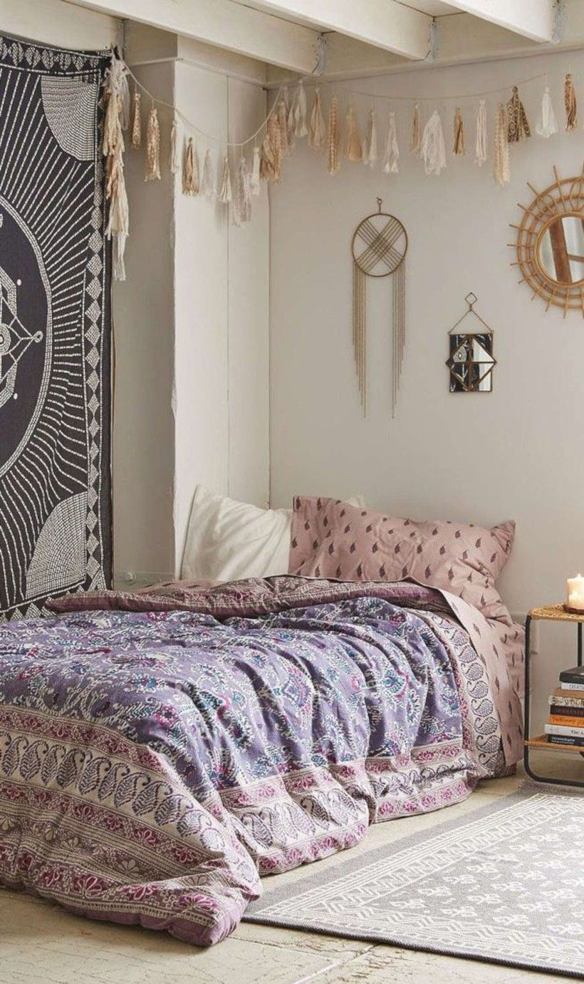 68 Refined Boho Chic Bedroom Design Ideas | Pinterest | Boho chic ...
