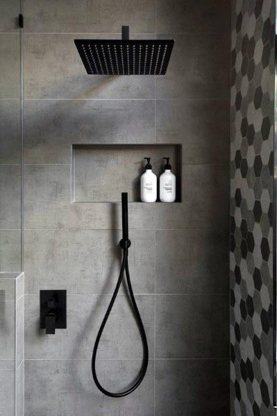 Top 60 Best Grey Bathroom Ideas – Interior Design Inspiration