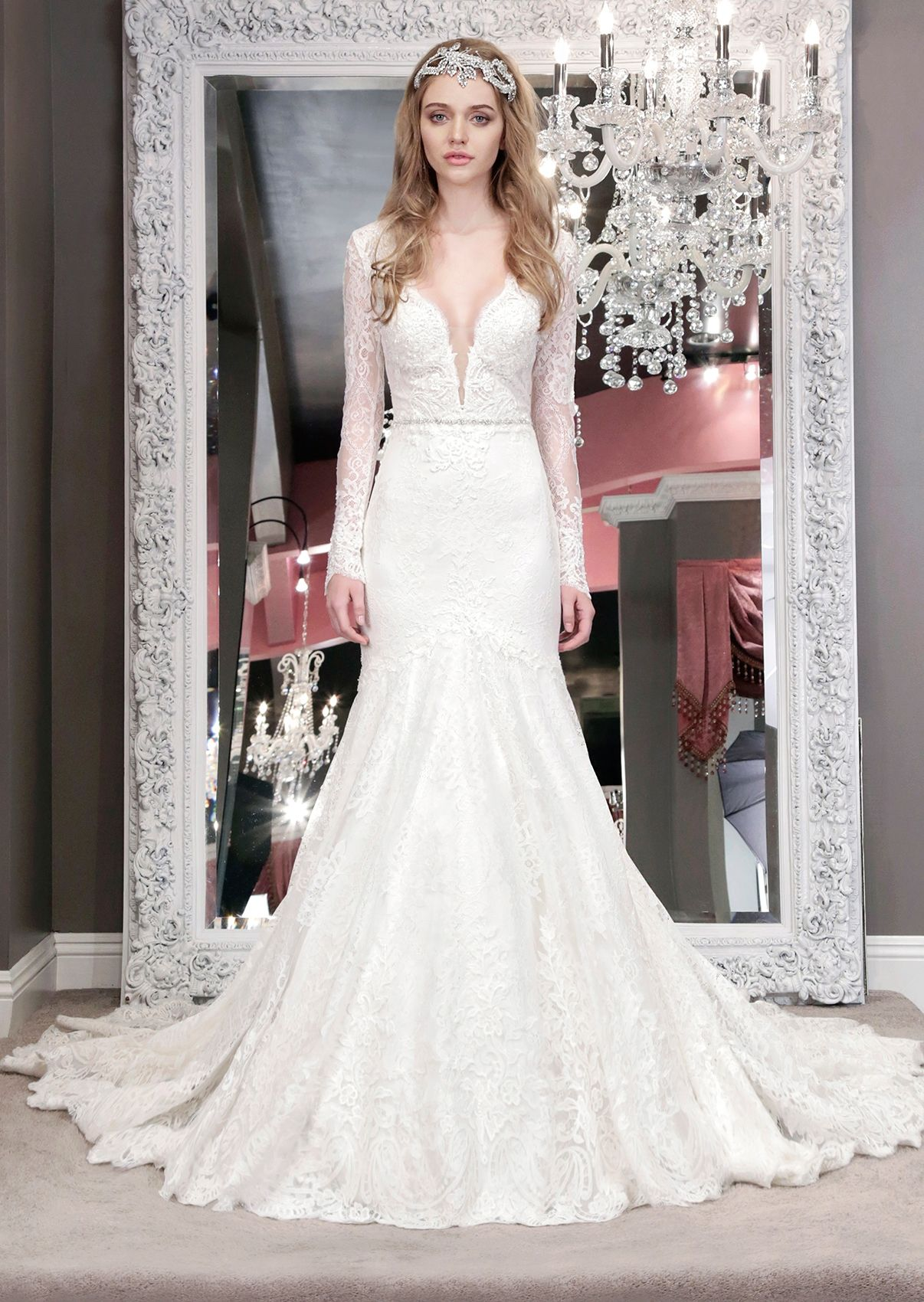Winnie Couture is a celebrity designer of wedding dresses ...