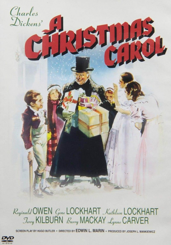 A Christmas Carol (1938) Christmas Movies movie