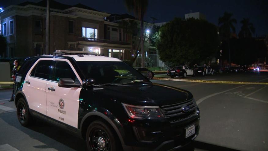Human Fetus Found On Koreatown Sidewalk Lapd Los Angeles Police Department Koreatown Police Department