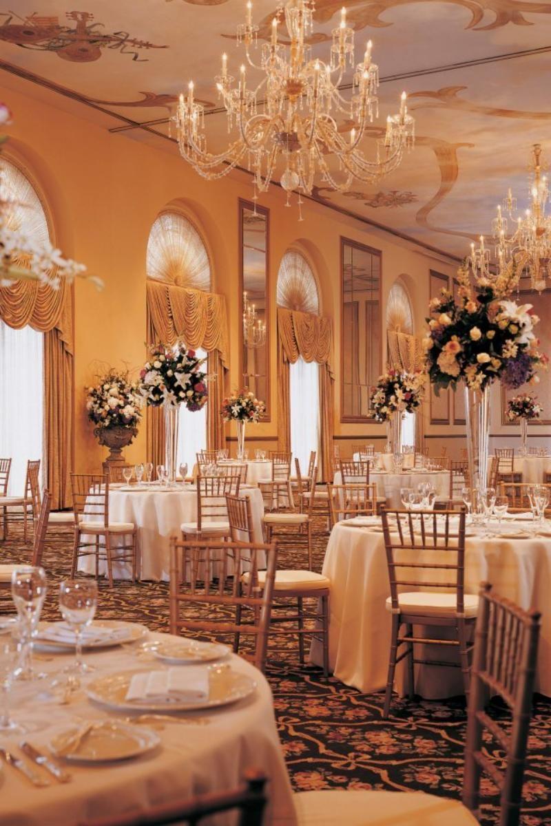 Cheap Wedding Venues In Dfw The Adolphus Dallas Tx Texas