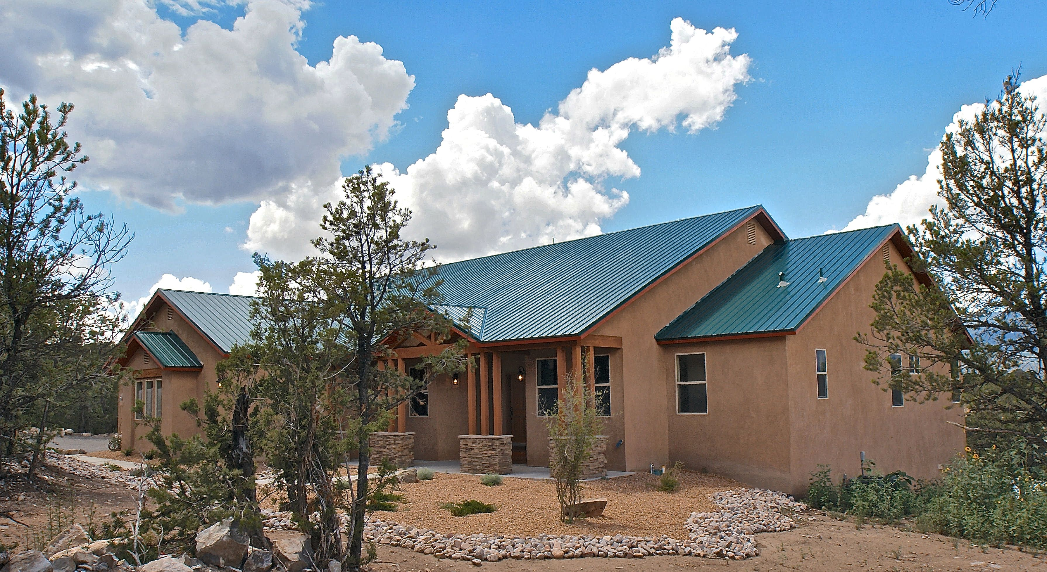 Lee Michael Homes Custom Remodels In Albuquerque Nm Custom Homes New Mexico Homes House Exterior