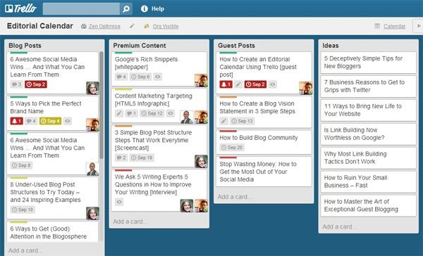 If You Ve Tried Out Trello Already You Re Probably A Fan Boy Like