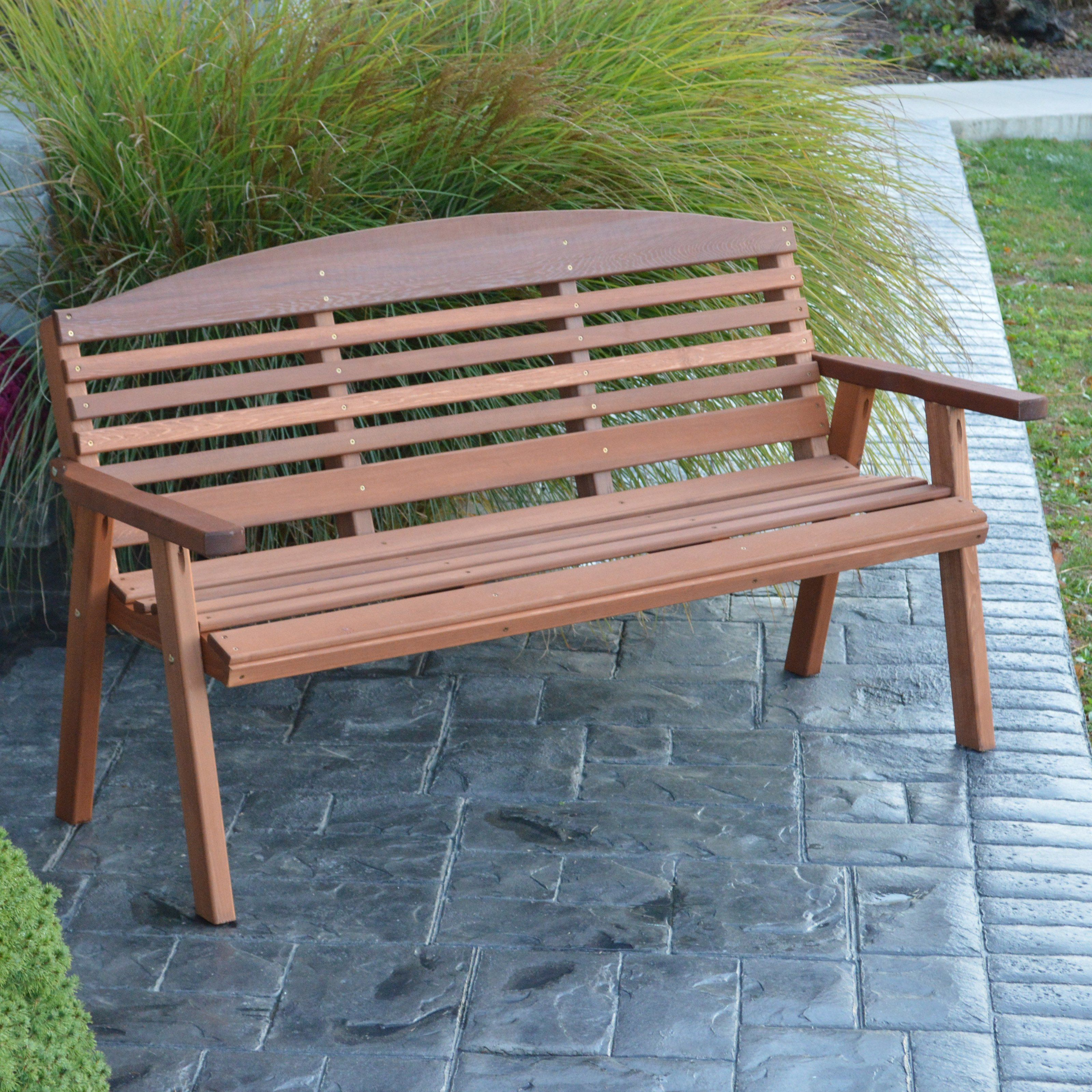 Outdoor A Amp L Furniture Western Red Cedar Classic Garden