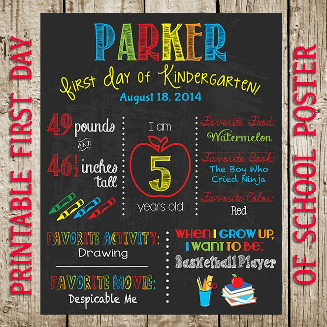 first day of school chalkboard sign template first day of school chalkboard sign printable by. Black Bedroom Furniture Sets. Home Design Ideas