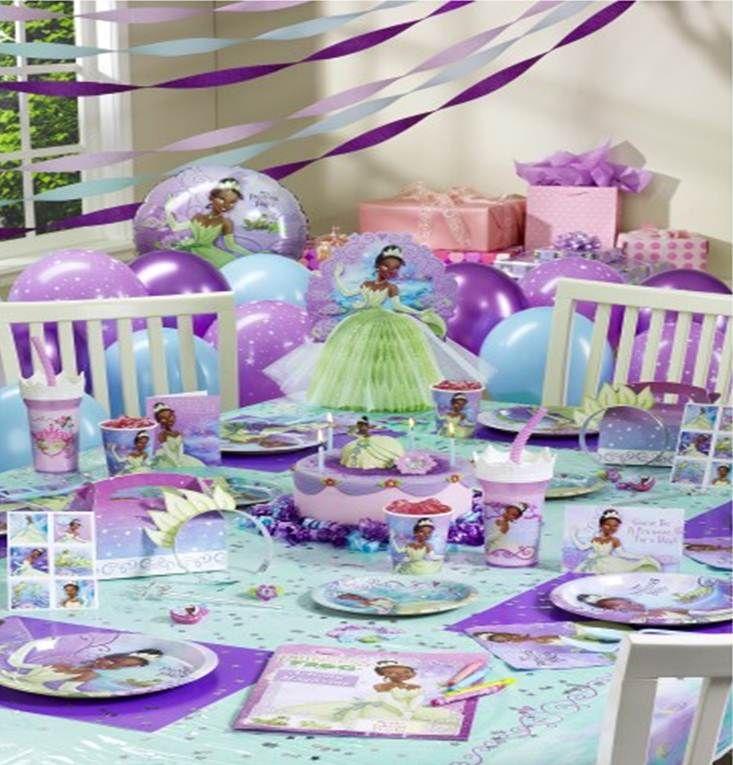 Princess party ideas.