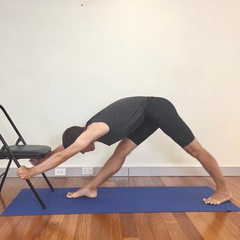 posture yoga per immagini di perdita di peso