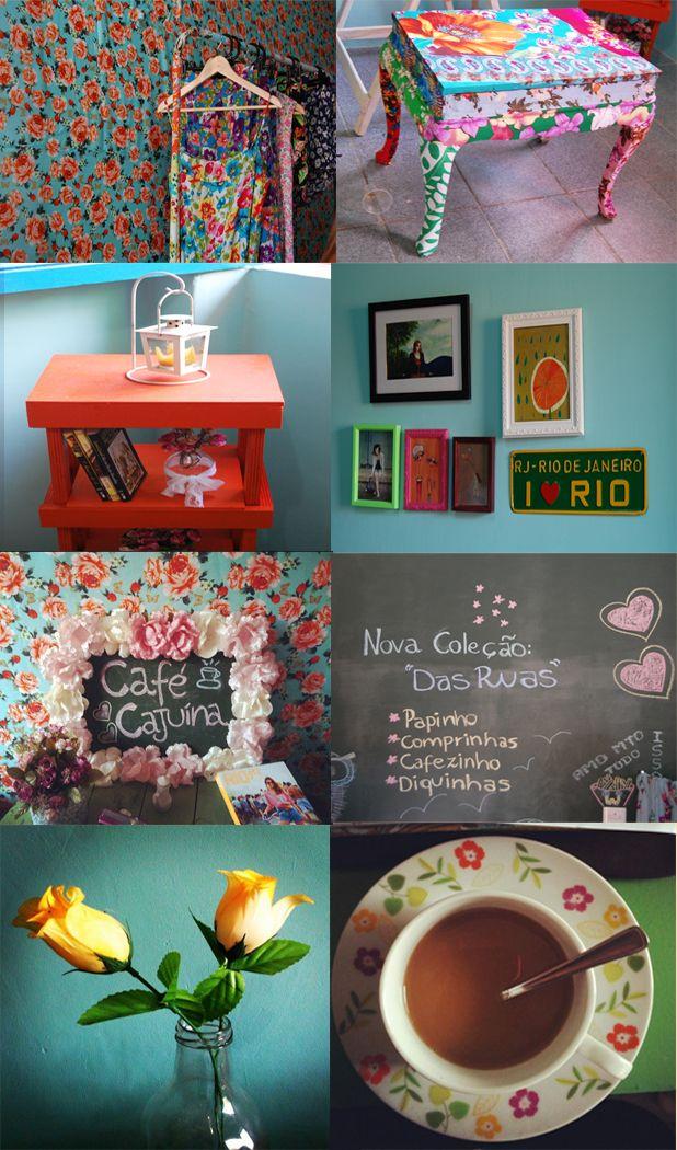 Todo Estilo: Inauguração do Atelier da Cajuína