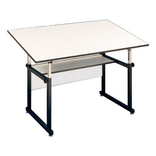 Alvin Workmaster Drafting Table 37 1 2 Quot W X 72 Quot L By