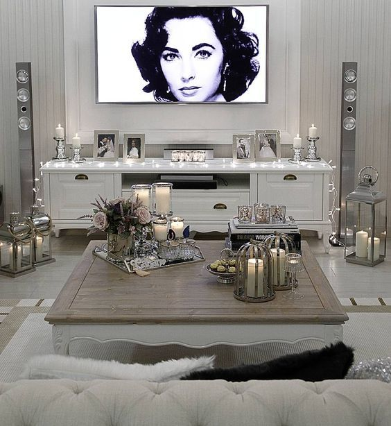 Blanc samy d corations pinterest sala de estar - Objetos decorativos salon ...