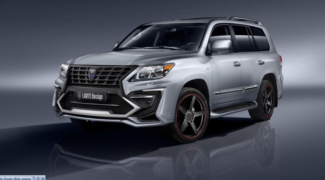 2018 Lexus GX460 Release Date, Redesign, Review (With