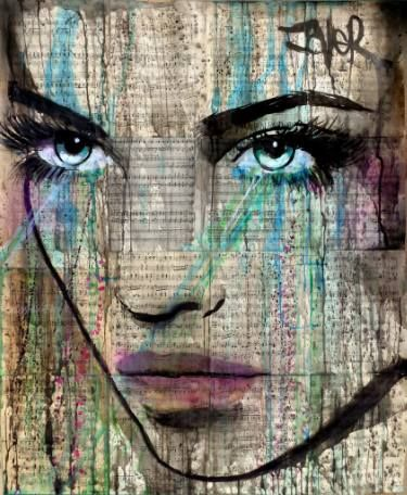 "Saatchi Art Artist LOUI JOVER; Drawing, ""omni"" #art"