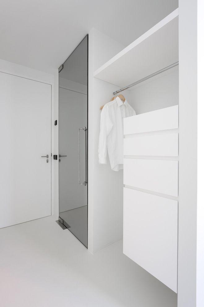 vorraum garderobe glastür | architektur ideen | pinterest | design, Innenarchitektur ideen