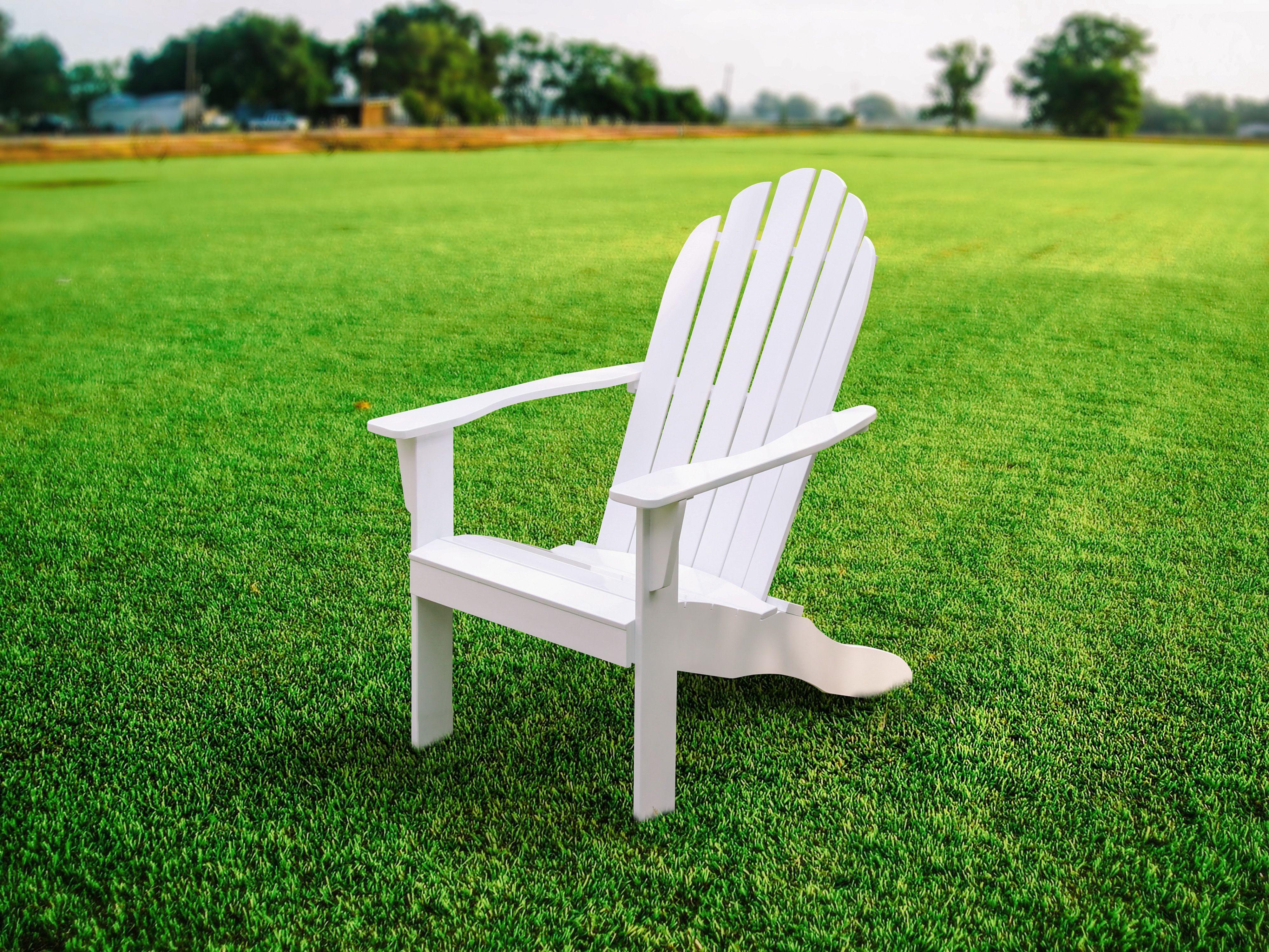 Mainstays Wood Adirondack Chair Walmart Com In 2019