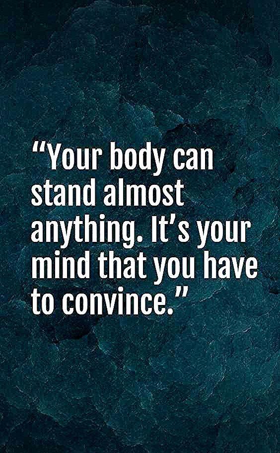 Inspirierende Zitate Motivation Fitness für Männer, Frauen. #PositivityQuotes #WiseQ ... - New Ideas...