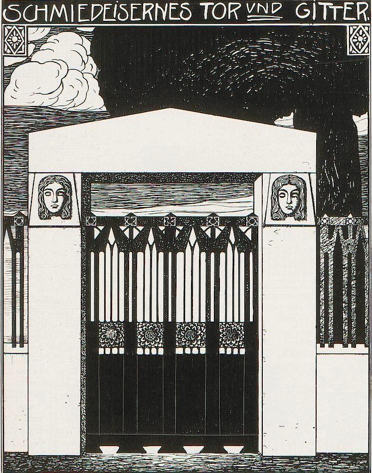 Paul Maienfisch, Dresden, 1904