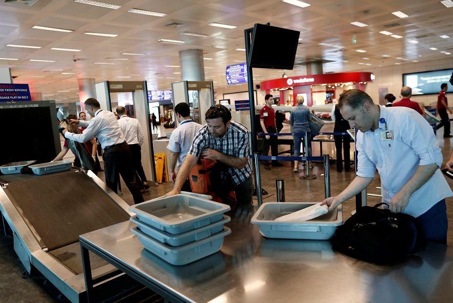 Las aerolíneas estadounidenses refuerzan su seguridad