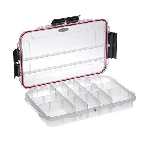 Large Clear Waterproof Stowaway Tackle Box El012ct Utilit Fishing Tackle Box Fishing Tools Tackle Box