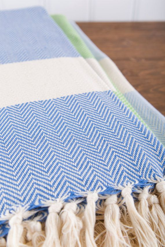 Herringbone Towel Bath Towel Turkish Towel Peshtemal Hammam