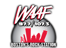 Boston Radio Stations >> Waaf Boston Radio Station That Plays Rock With Streaming Real