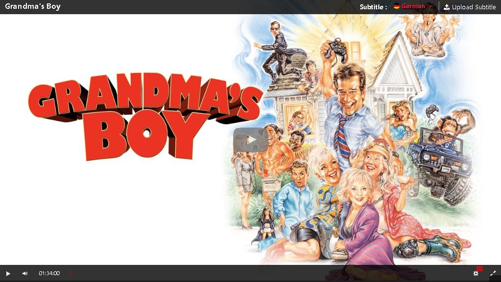 Hd Grandma S Boy 2006 Ganzer Film Deutsch