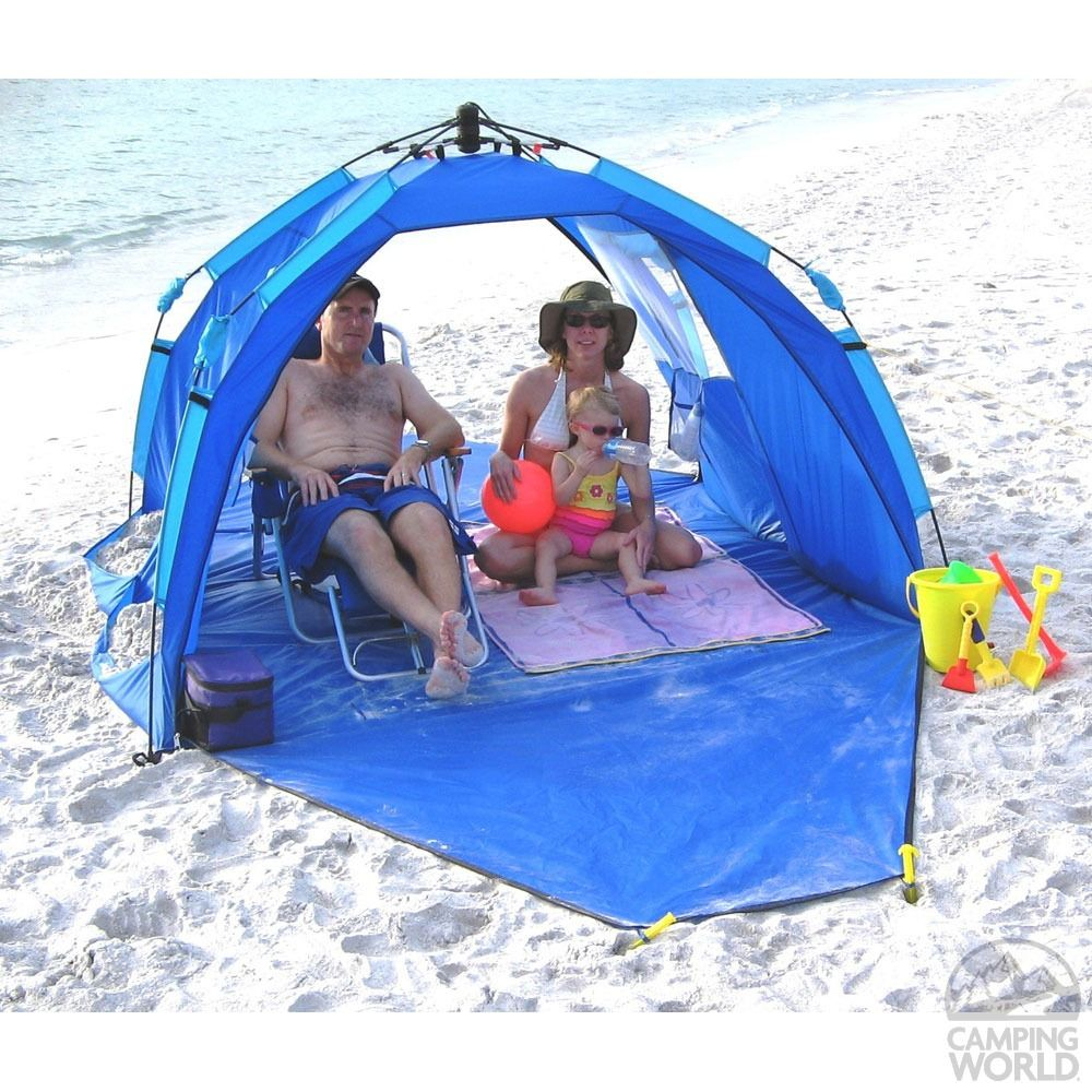 Yesterday Myrtle Beach City Council voted 5 u2013 1 to ban all beach tents canopies and baby beach tents on u2026  sc 1 st  Pinterest & InsTENT Max - Abo Gear 10215 - Beach Tents u0026 Canopies - Camping ...