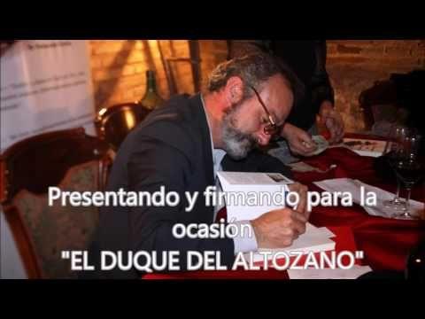 El Duque del Altozano en el Café de Alba en Murcia