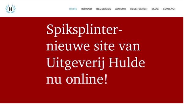 officieel online met www.uitgeverijhulde.nl ! Dat betekent dat jij het boek 'Slapen op je tenen' geschreven door -Henk Godthelp -alvast kunt reserveren!  -------------------------------------------- . Website - Cok Stuiver . #website #online #uitgeverij #roman #slapenopjetenen #boek #schrijver #auteur #henkgodthelp #uitgeverijhulde #overeenmandieeenanderwildezijn #literatuur #auteur #uitgever