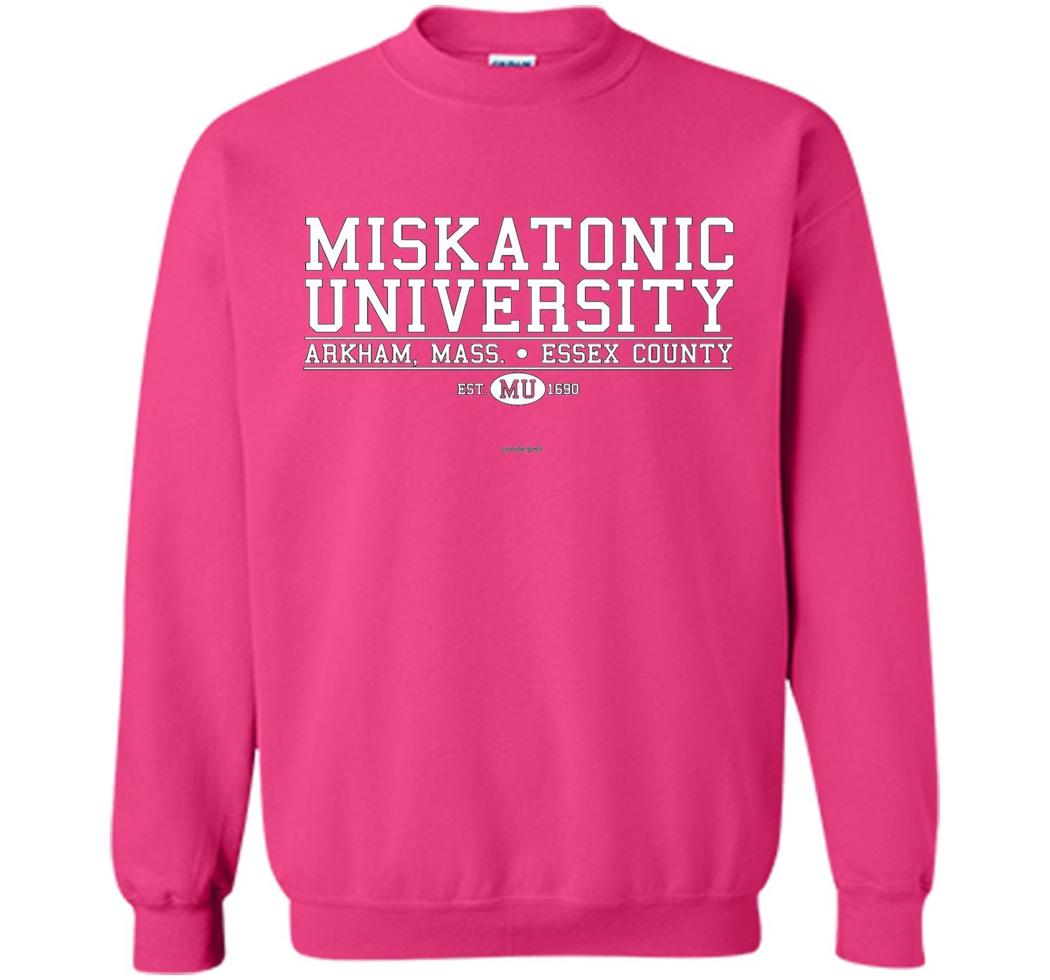 Miskatonic University - White tshirt