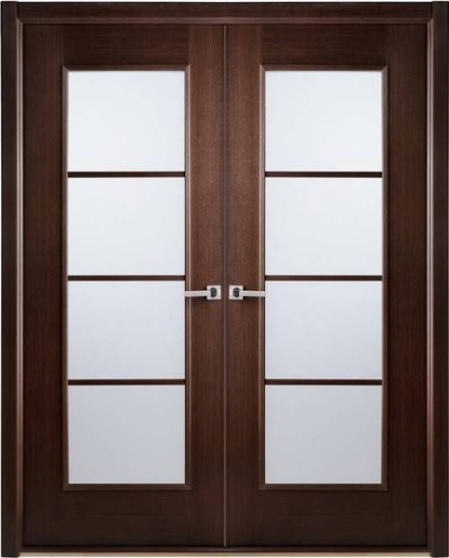 French Doors Interior Frosted Double Doors Interior