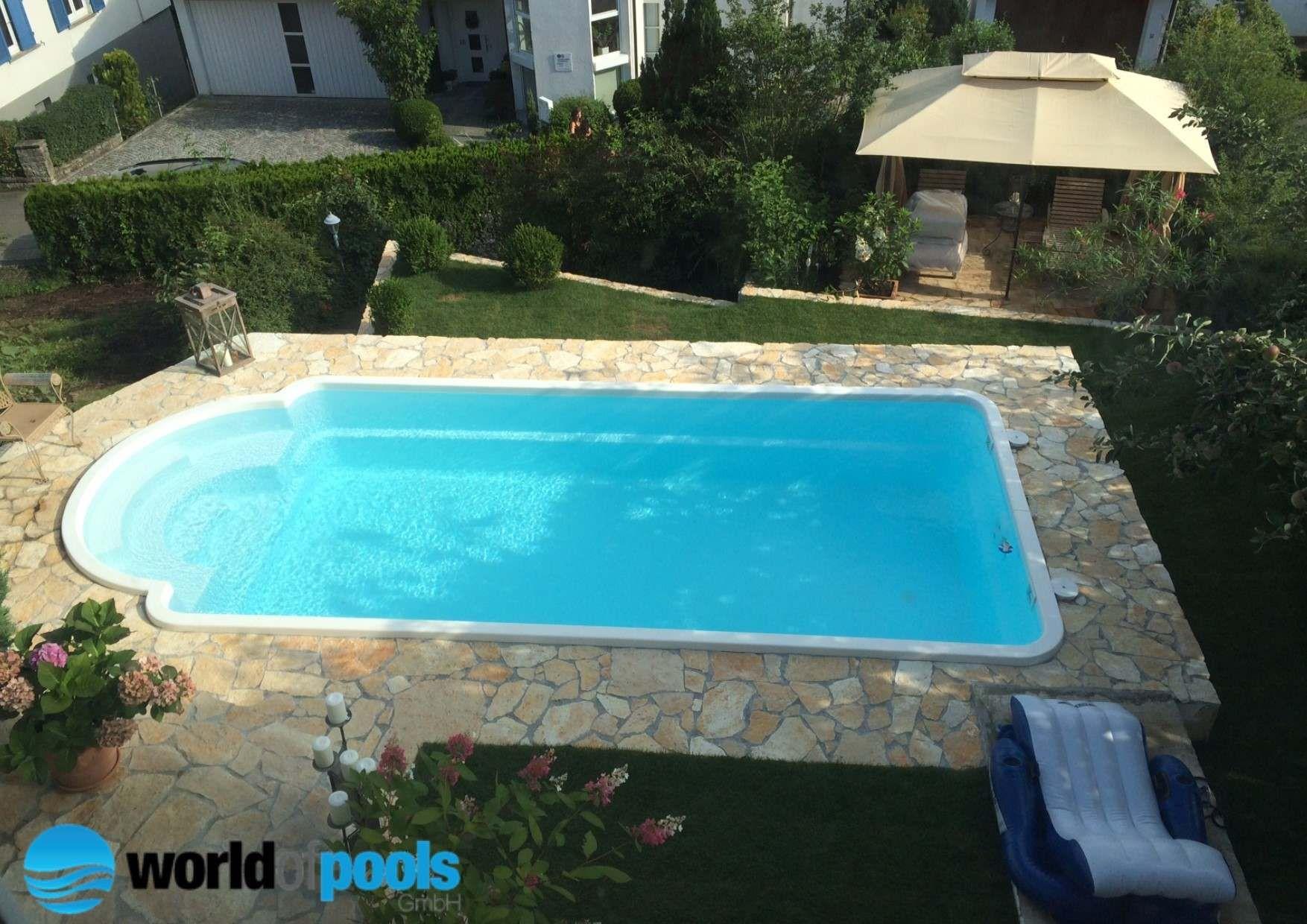 World Of Pools Gfk Schwimmbecken Gmbh Pools Fur Garten Inspiration Von Pool Garten Kaufen Garten Kaufen Schwimmbecken Feuerstelle Garten