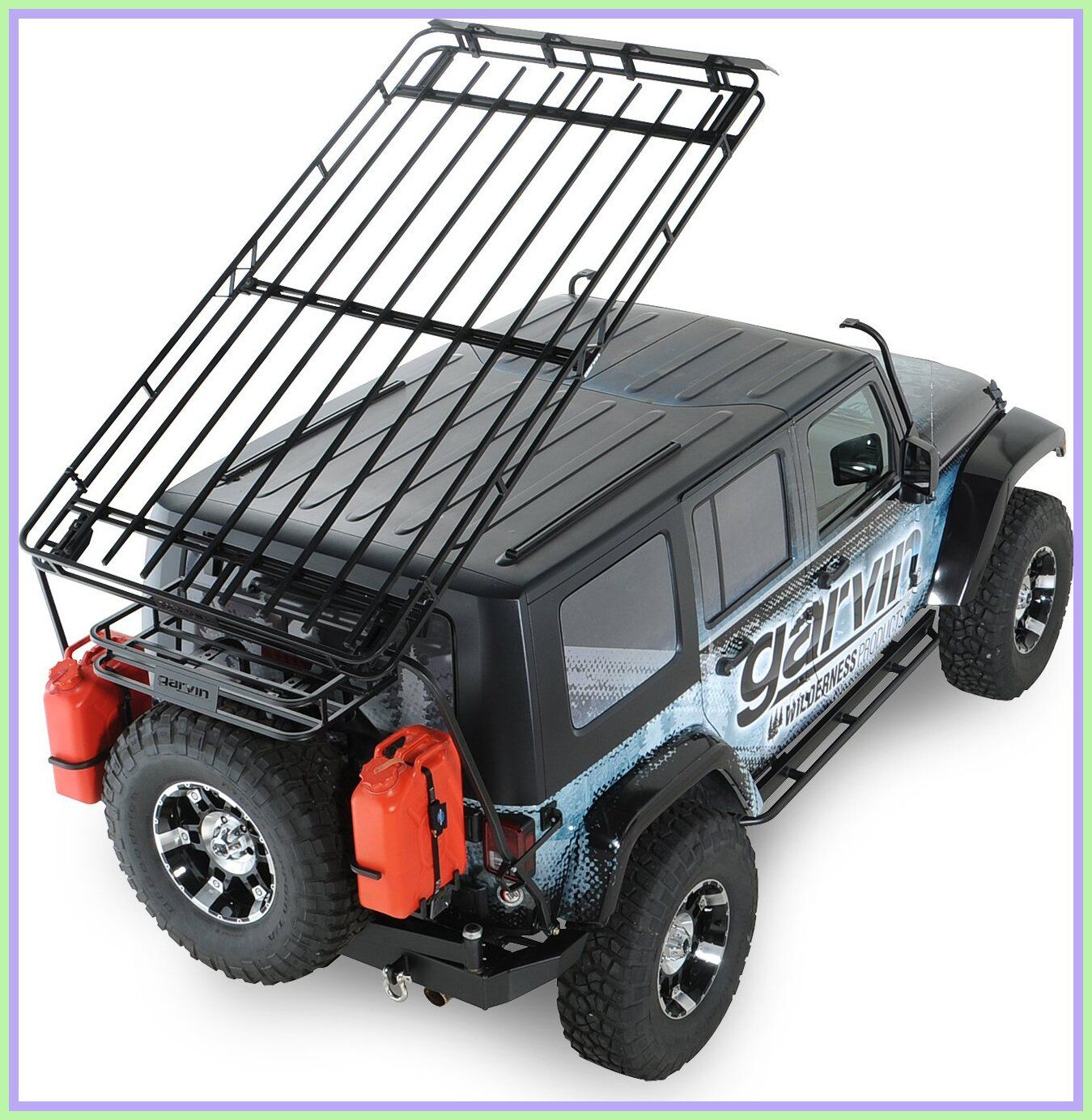 45 Reference Of Kayak Rack Jeep Wrangler Unlimited In 2020 Jeep