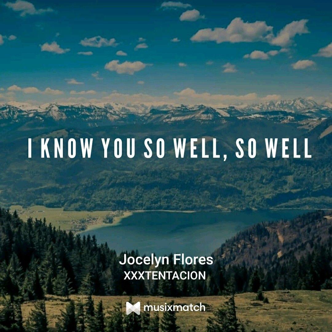 Jocelyn Flores Lyrics Xxxtentacion
