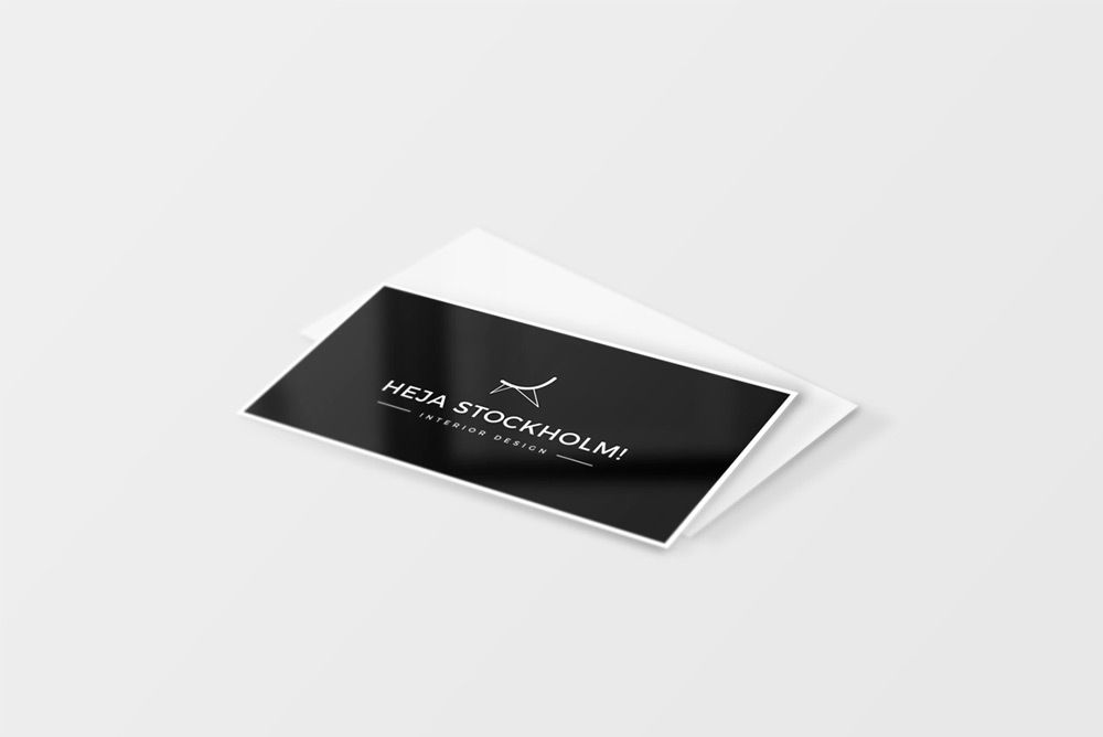 Free Clean Business Card Mockups PSD | Free Business Card Mockup PSD ...
