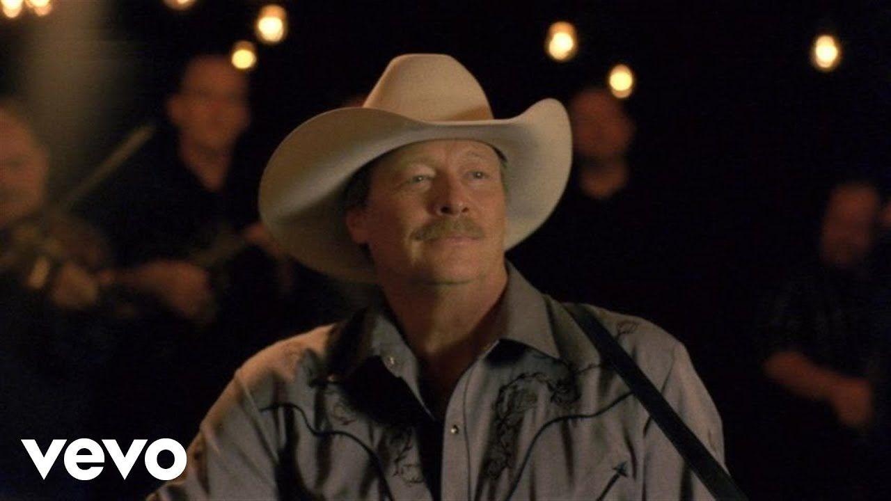 Alan Jackson Blue Ridge Mountain Song Alan Jackson Jackson