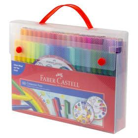 Faber Castell Connector Pen Pack Of 60 Coisas De Papelaria