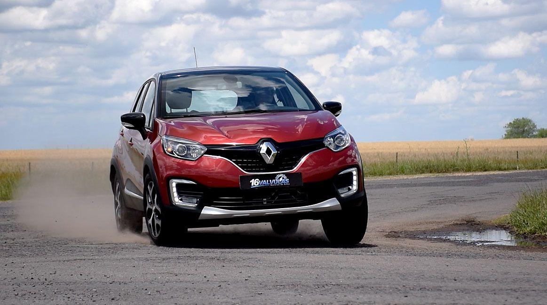 Prueba Renault Captur Intens 2 0 Https Www 16valvulas Com Ar Prueba Renault Captur Intens 2 0 Prueba Valvulas Automoviles