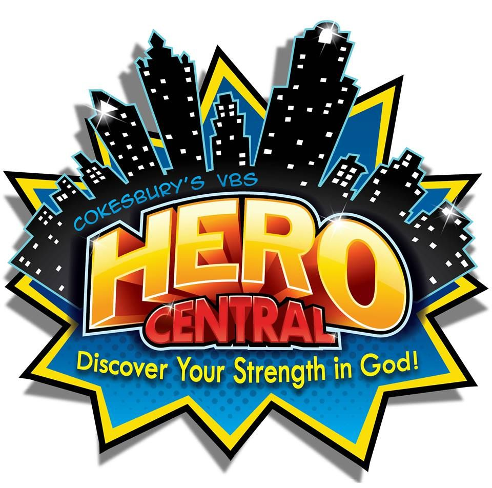 Image result for vbs hero central
