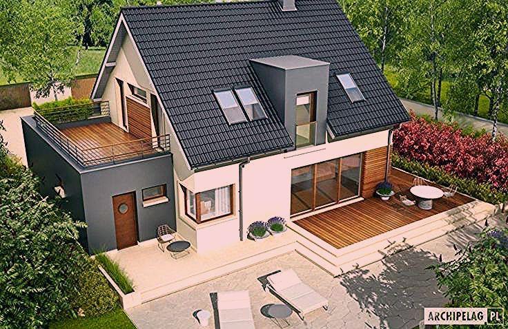 Photo of Haus Design Mati G1: Moderne Evler Pracownia Projektowa ARCHIPELAG – neuedesignideen