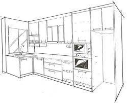 Kitchen Design Drawings  Google Search  Kitchen  Pinterest Fair Kitchen Design Drawings 2018