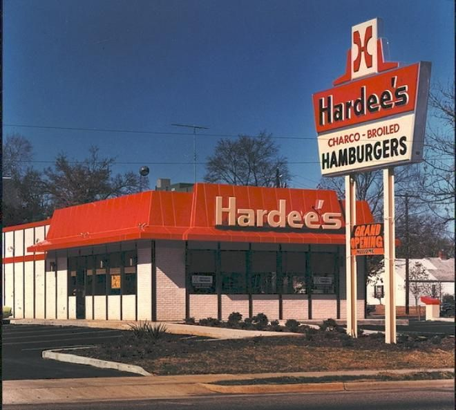 old hardee s where my boyfriend now husband and i could eat