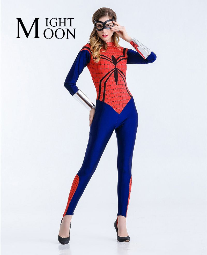 MOONIGHT New RolePlaying Game Uniforms And Wonder Woman Spider