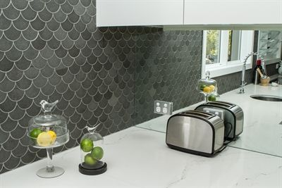 Studio2you photography caesarstone statuario nuvo - Penthouse peakmichael gallagher and new mood design ...