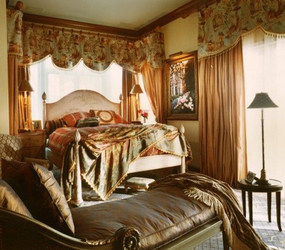 Great Arrange Your House In Victorian Style | Warm Bedroom, Victorian Bedroom And  Victorian Ideas