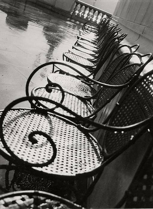 Les chaises, 1926, Jean Moral. French (1906 - 1999)