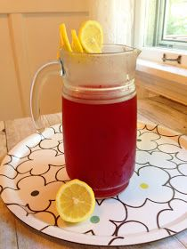Beautifully Sick: Sugar Free Starbucks Iced Passion Tea Lemonade