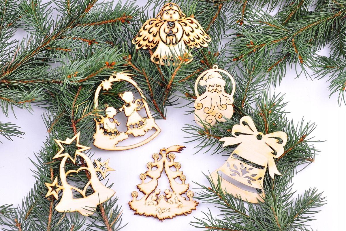 Zestaw Bombek 6 Szt Bombki Na Choinke Brokat Kolor 7647278042 Oficjalne Archiwum Allegro Christmas Balls Christmas Ornaments Christmas Cards