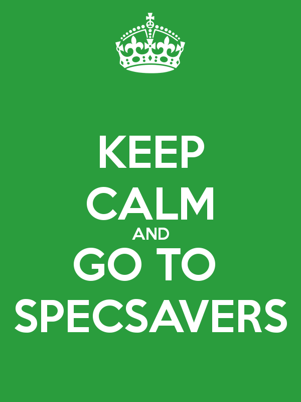 Should have gone to Specsavers! | Work inspiration | One ...