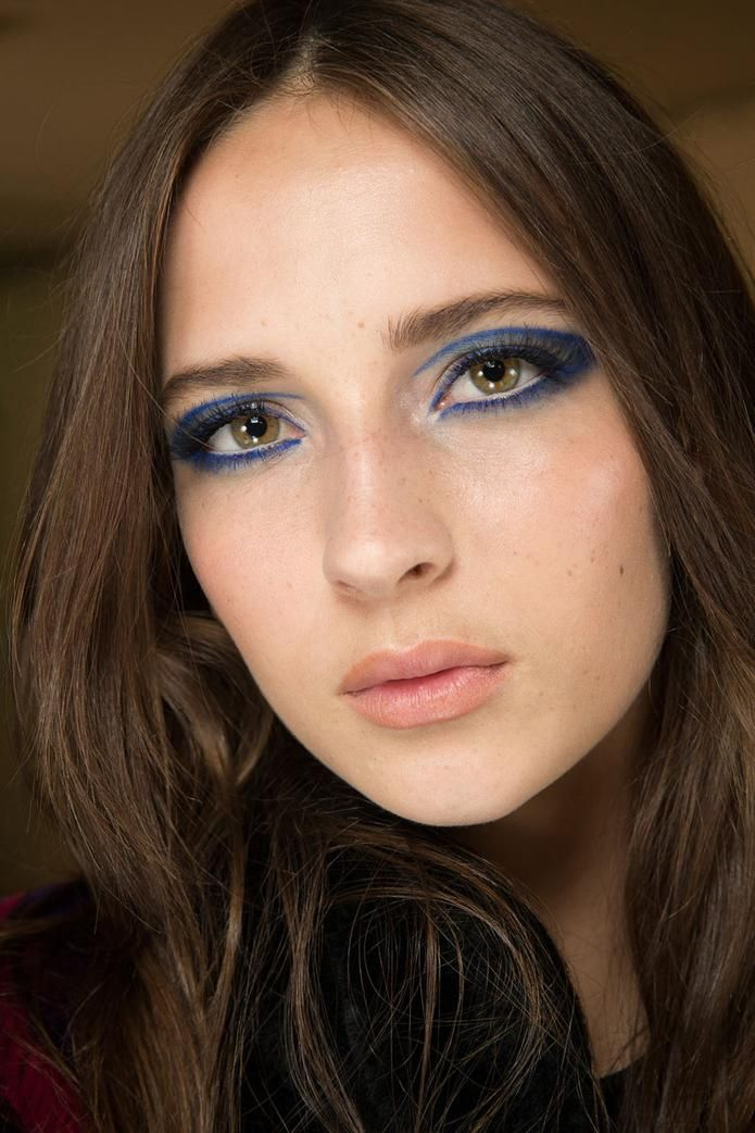 ATELIER VERSACE SS2015 COUTURE MAKE-UP | Runway beauty